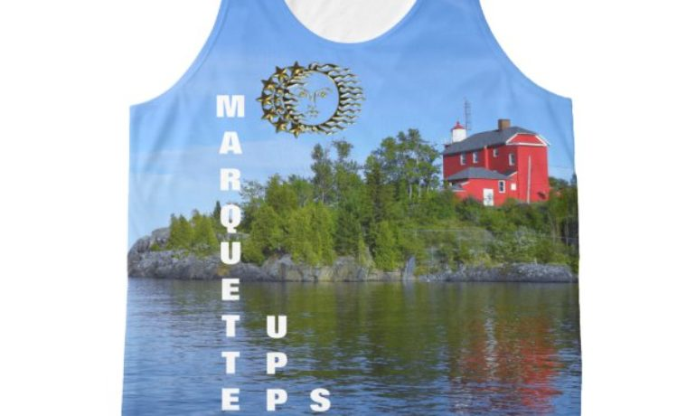 Marquette's Upper Sky T-Shirt | Zazzle.com